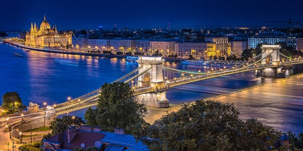 Poznávací zájazd: Historická Budapešť a perly Maďarska