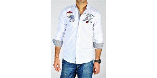 Športová mestská košeľa Pontto