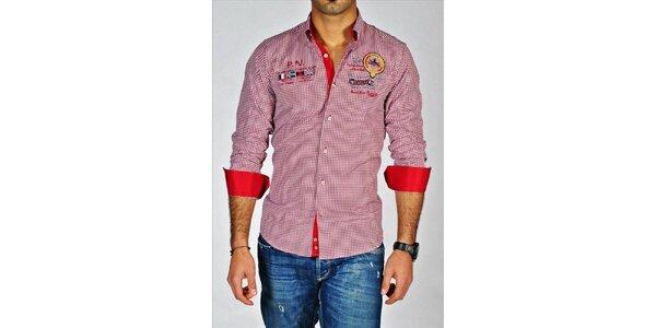 Efektná košeľa Pontto