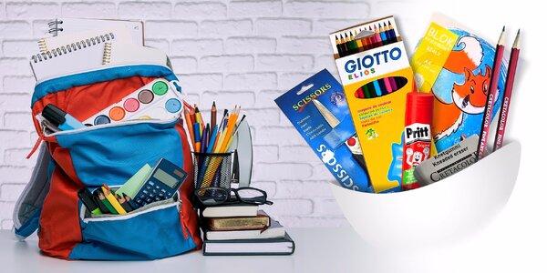 Set školských potrieb