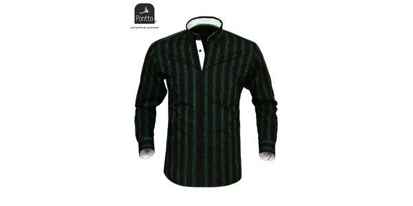 Elegantná košeľa Pontto
