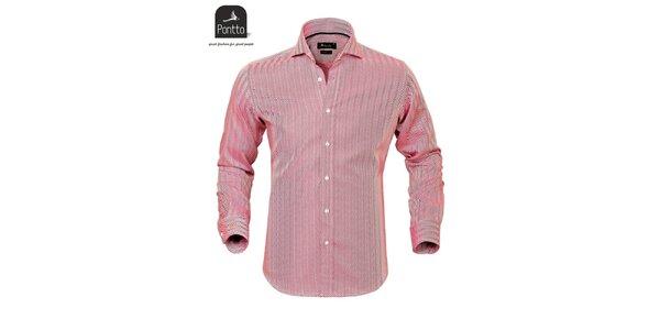 Športová košeľa Pontto