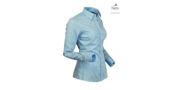 Vkusná košeľa z dielne Pontto