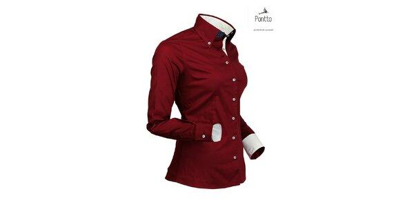 Štýlová košeľa z dielne Pontto