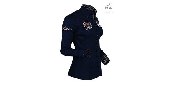 Jachtárska košeľa Pontto