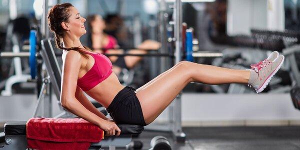 Komplexný plán na chudnutie, permanentka alebo jeden vstup do Lady Fitness