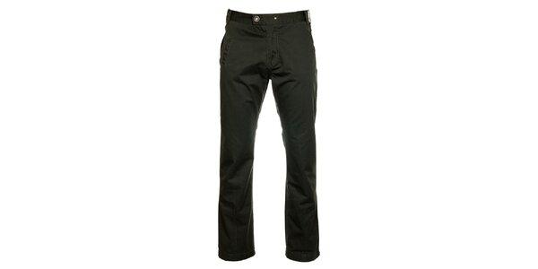 Pánske šedé nohavice Timeout