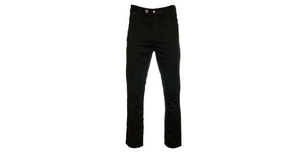 Pánske čierne nohavice Timeout