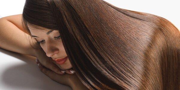 Krásne zdravé lesklé a rovné vlasy s prírodným Brazílskym KERATÍNOM!