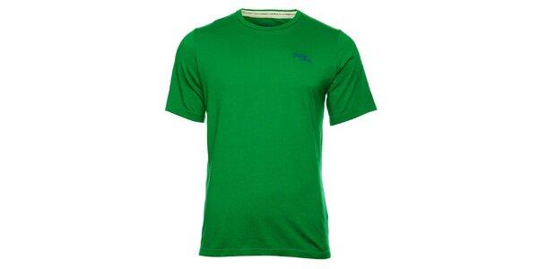 Pánske zelené tričko Timeout