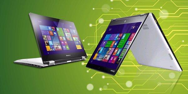 Výkonný notebook Lenovo YOGA 500–14IBD s dotykovým displejom