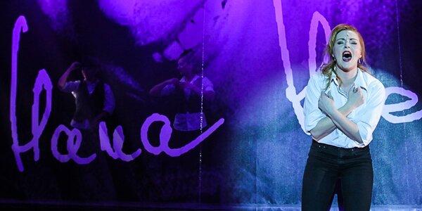 Vstupenka na divadelné predstavenie Hana (Hommage á Hegerová)