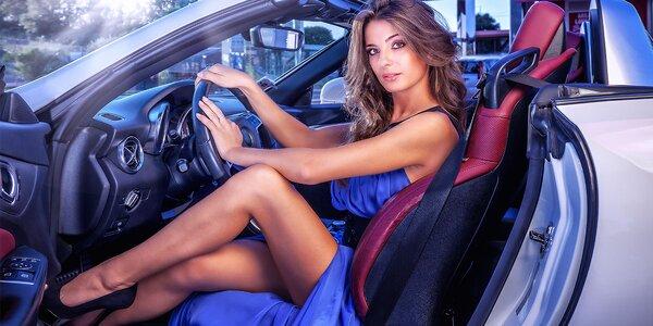 Vstup na AUTOSALÓN – AUTOSHOW NITRA 2016 + súťaž o nové auto, Zľavomaťáci…