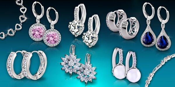 Kolekcia Brillance - nádherné šperky s leskom skutočných briliantov