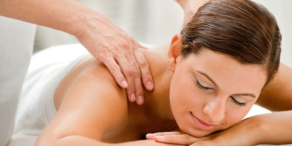 Skvelé masáže pre vašu šiju, chrbát či nohy