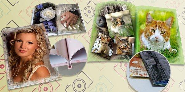 Kvalitné fotoknihy vo formáte A4
