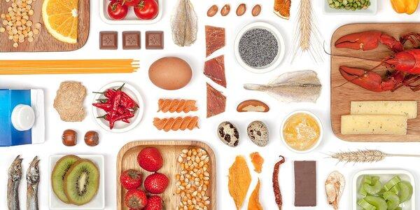 Testovanie potravinovej intolerancie alebo diagnostika psychických záťaží…