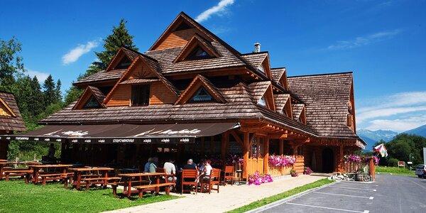 Hotel Strachanovka*** s wellness a množstvom aktivít v Nízkych Tatrách…