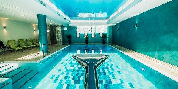 Wellness centrum v Hoteli PANORAMA****! Saunový svet s bazénom a whirlpool!