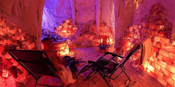 Vstupy do soľnej jaskyne ako liek pre alergikov, dieťa do 15 rokov grátis