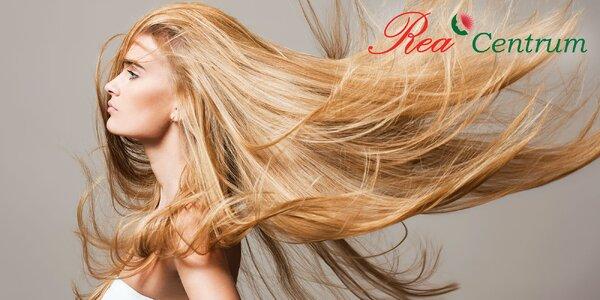 Profesionálny strih s vitamínovou maskou alebo luxusné ošetrenie vlasov s…