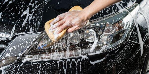Kompletné vyčistenie interiéru a exteriéru auta