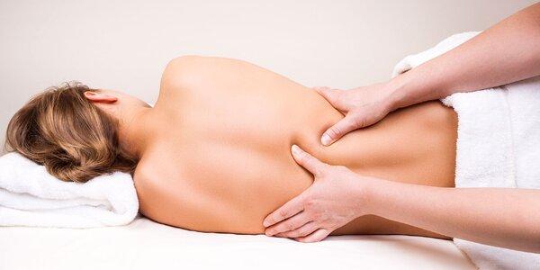 Uvoľnite sa v s masážou podľa svojho výberu v BODY ZONE-fitness & beauty