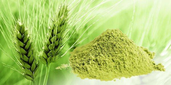 Zázračný detoxikačný prostriedok - zelený jačmeň