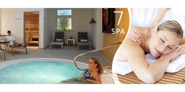Wellness a masáž v 7 SPA