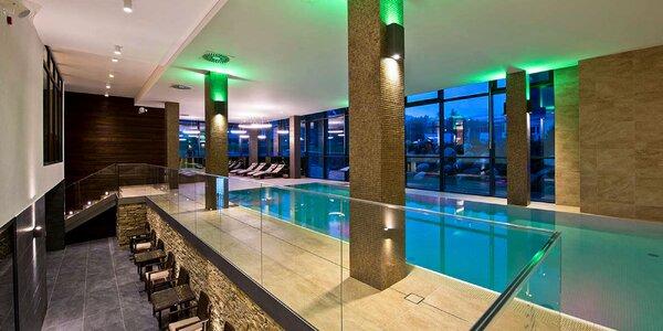 Luxusný wellness v Hot zóne + bazén alebo ošetrenie L´Occitane v Hoteli Lesná