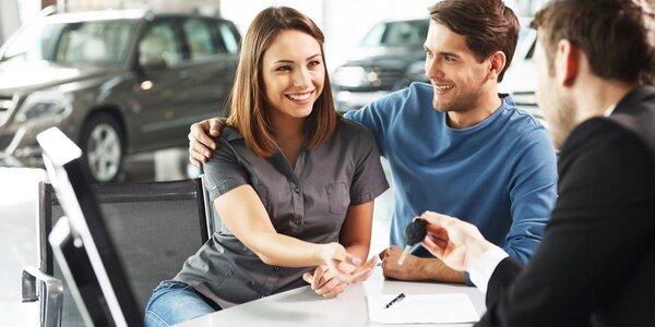 Požičajte si nové auto s EDENcars - nová pobočka, ešte nižšie ceny!