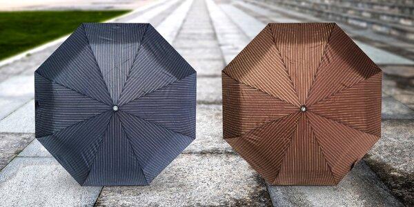 Elegantné pánske dáždniky Happy Swan