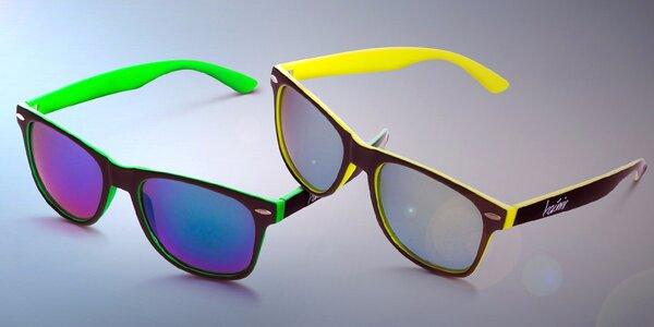 Originálne značkové okuliare Kašmir Wayfarer
