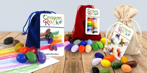 Farebné kamene na maľovanie pre všetky deti