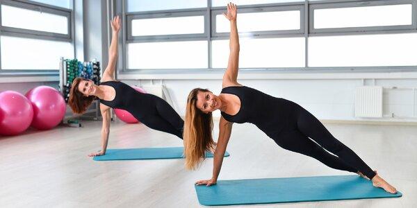 Power joga pre začiatočníkov v skupinách aj individuálne