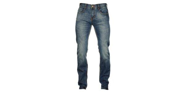 Pánske svetlo modré džínsy Exe