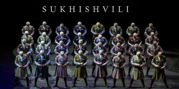 Vstupenka na gruzínsky národný balet Sukhisvili