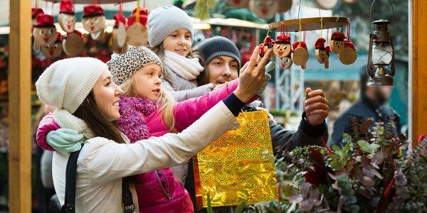Dva magické predvianočné dni v Zakopanom, Krakowe a Wadoviciach