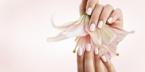 Japonská či klasická manikúra alebo gelové nechty