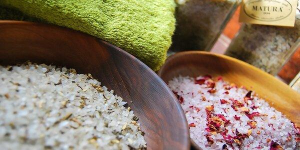 BIO morská soľ do kúpeľa 200 alebo 400 gramov
