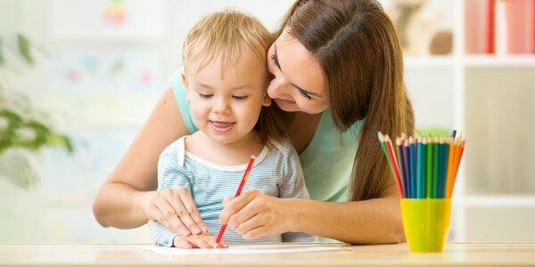 Kurzy pre mamičky a ich deti! Kurz Matka a dieťa alebo výtvarná pre deti v…