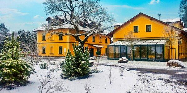 Od zimy až do jesene: Vyberte si svoju skvelú dovolenku v Resorte Johanka ****