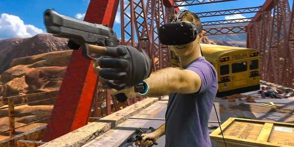 Zažite dobrodružstvo s virtuálnou realitou