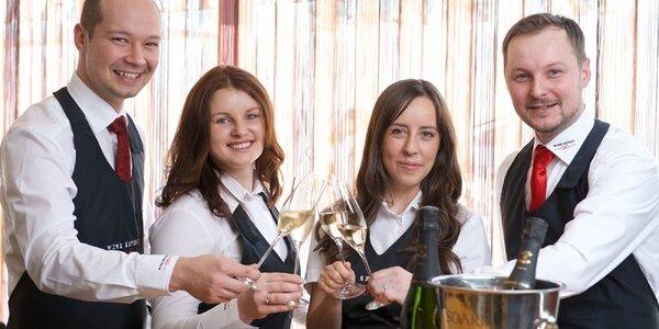 Profesionálna degustácia slovenských vín so somelierom: 8 vinárov, 8 odrôd!