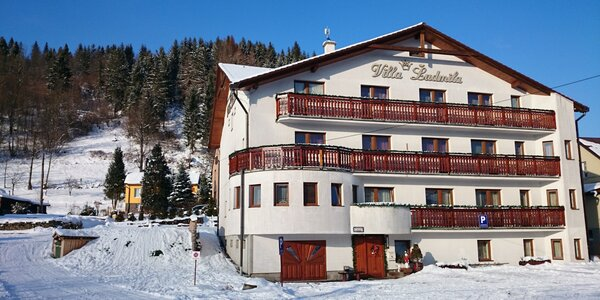 SKI & WELNESS pobyt pri Snowparadise Veľká Rača