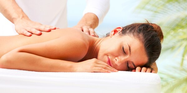 Ajurvédska alebo klasická masáž chrbta a šije či ajurvédska celotelová masáž