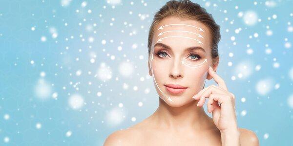 Luxusné zimné ošetrenie Galvik s dermabráziou i ultrazvukom