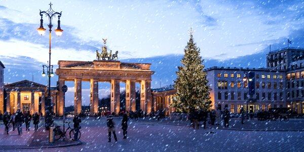 3 alebo 4 dni v Berlíne! Hotelové ubytovanie s bohatými raňajkami!