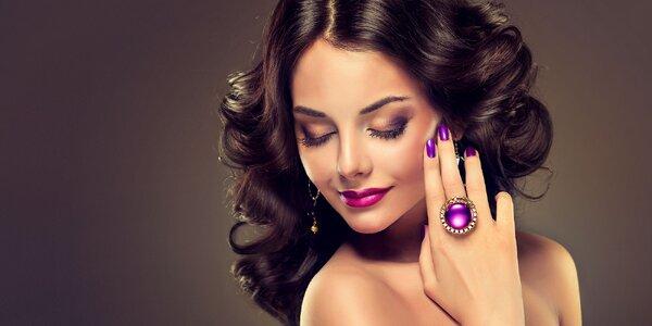 Otvorený voucher na vybrané služby vo VIP salon beauty