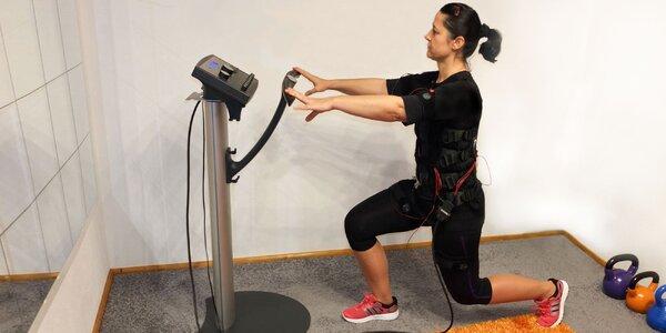 Permanentka alebo jednorázový stup na EMS Fitness